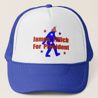 Casquette James Tillich pour le président