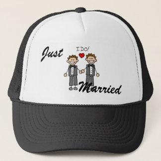 Casquette Je fais deux mariés