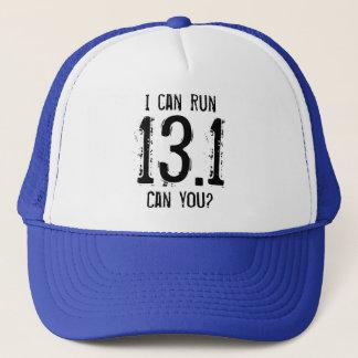 Casquette Je peux courir 13,1 -- Pouvez-vous ?