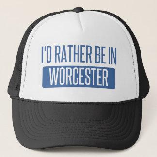 Casquette Je serais plutôt à Worcester