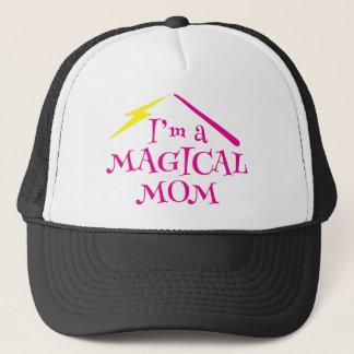 Casquette Je suis une maman MAGIQUE ! avec la baguette
