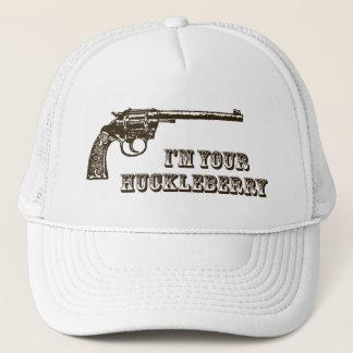Casquette Je suis votre arme à feu occidentale d'airelle