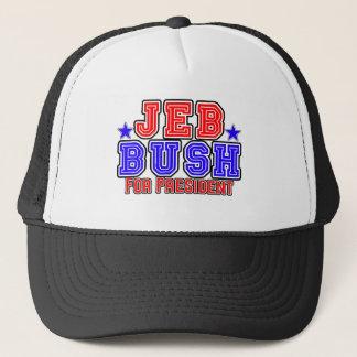 Casquette Jeb Bush pour le président