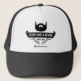 Casquette Jésus a eu une barbe
