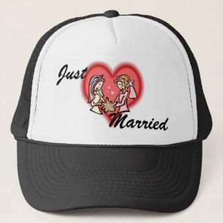 Casquette Jeunes mariées lesbiennes