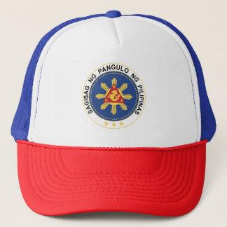 Casquette Joint du président des Philippines