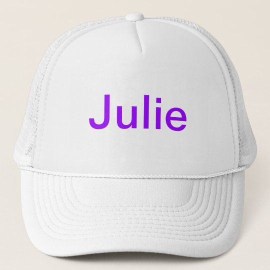 casquette Julie
