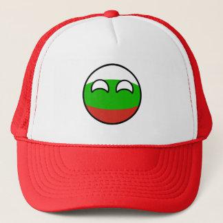 Casquette La Bulgarie Geeky tendante drôle Countryball