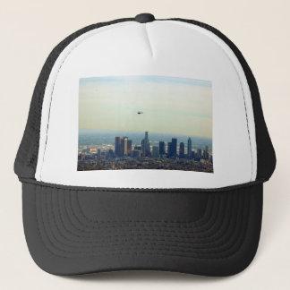Casquette LA et hélicoptère