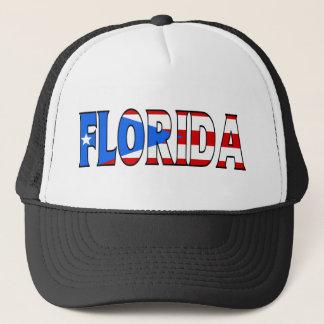 Casquette La Floride - camionneur de P.R.