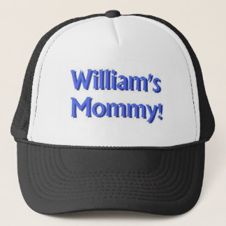 Casquette La maman de William