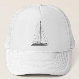 Casquette La navigation nautique a inspiré le catamaran