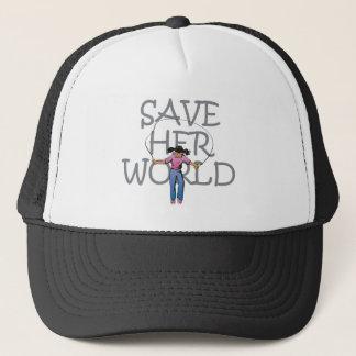 Casquette La PIÈCE EN T sauvent son monde