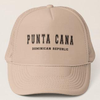 Casquette La République Dominicaine de Punta Cana