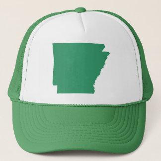 Casquette La rupture verte d'état de l'Arkansas de retour
