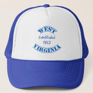Casquette La Virginie Occidentale a établi