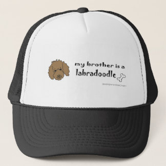 Casquette LabradoodleChocoBrother