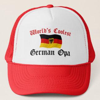 Casquette L'Allemand le plus frais Opa