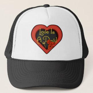 Casquette L'amour est un diable
