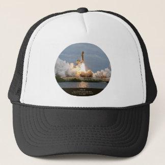 Casquette Lancement final STS-135 l'Atlantide de navette