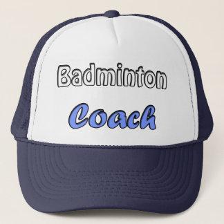 Casquette Le badminton instruis