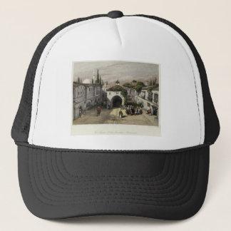 Casquette Le carré de la fontaine, Adrianople