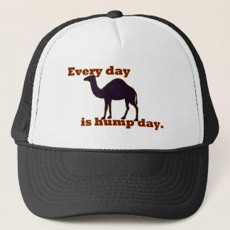 """Casquette Le chameau """"chaque jour est journée en milieu de"""