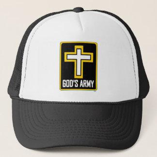 """Casquette Le chapeau """"de l'armée de Dieu infâme"""""""
