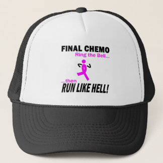 Casquette Le chimio final courent beaucoup - cancer du sein