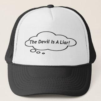 Casquette Le diable est un menteur (le casquette)