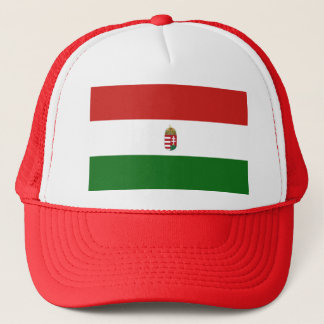 Casquette Le drapeau de la Hongrie