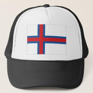 Casquette Le drapeau de territoire des Iles Féroé