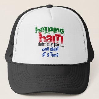 Casquette Le Haïti de aide