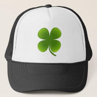 Casquette Le jour de St Patrick - shamrock