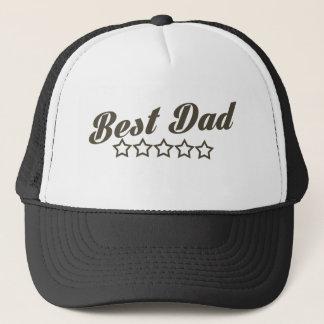 Casquette Le meilleur cadeau de fête des pères de papa