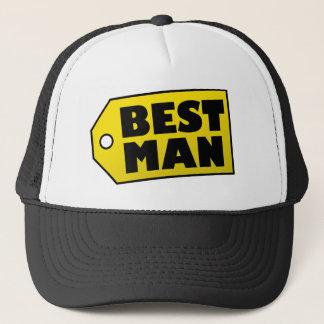 Casquette Le meilleur homme