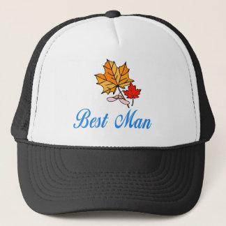 Casquette Le meilleur homme - chute