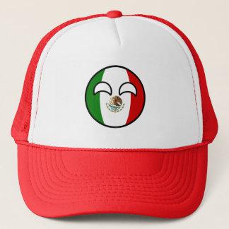 Casquette Le Mexique Geeky tendant drôle Countryball
