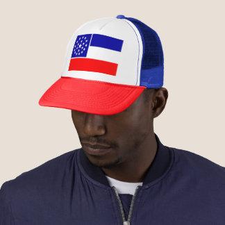 Casquette Le Mississippi a proposé le drapeau