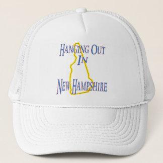 Casquette Le New Hampshire - traînant