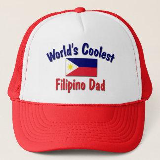 Casquette Le papa philippin le plus frais du monde