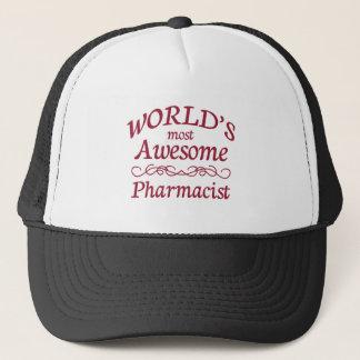 Casquette Le pharmacien le plus impressionnant du monde