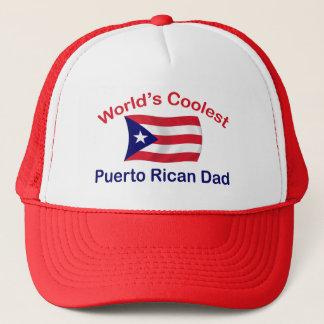 Casquette Le Portoricain le plus frais Dadl