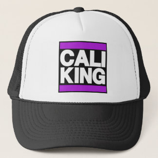Casquette Le Roi Purple de Cali