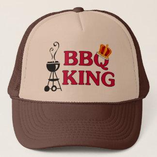 Casquette Le Roi Trucker Hat de BBQ