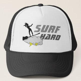 Casquette Le surf aiment dur une sorcière