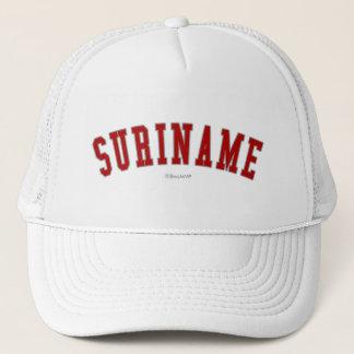 Casquette Le Surinam
