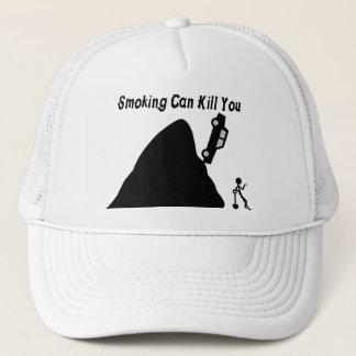Casquette Le tabagisme peut vous tuer