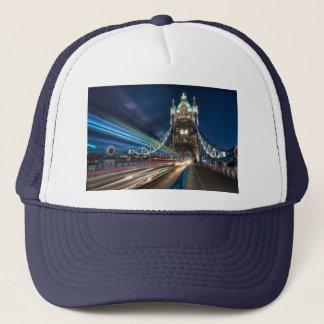 Casquette Le trafic de pont de tour, Londres