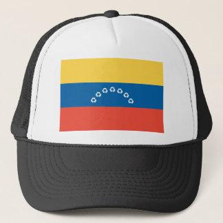 Casquette Le Venezuela réutilisent le drapeau